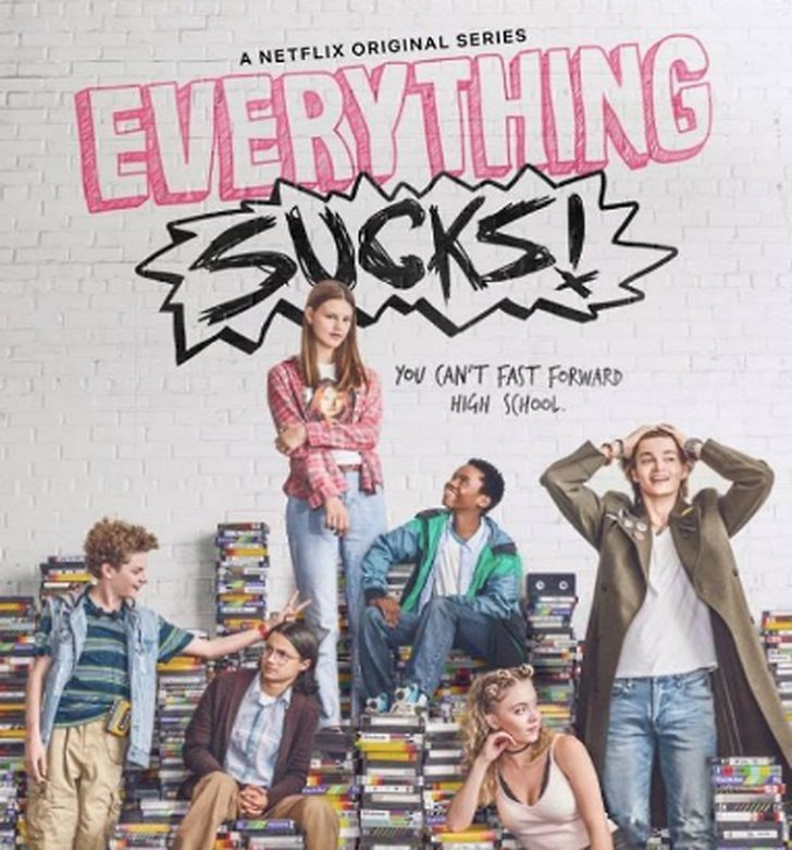 Everything sucks är en ny Netflix-serie