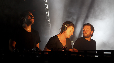 Axwell, Steve Angello, Swedish House Mafia, Sebastian Ingrosso