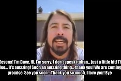 Dave Grohl, Fans, Italien, Foo Fighters, Video