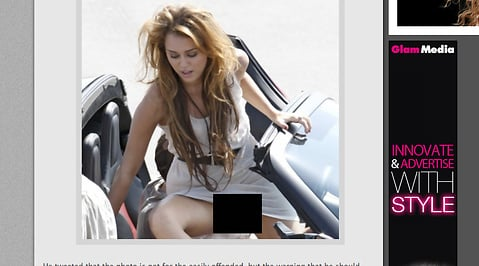 Britney Spears, Nude, Hollywood, Paparazzi, USA, naken, Miley Cyrus