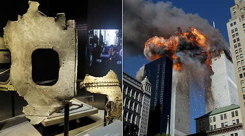 11September, World Trade Center, Bild, New York, USA, Museum, Barack Obama