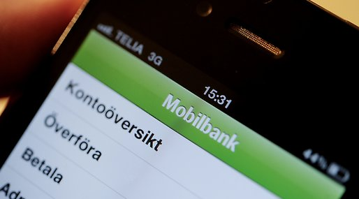 Swedbank, Storbank, Bank