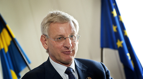 Palestina, Carl Bildt, Bordade, Israel, Gaza, Ship to Gaza