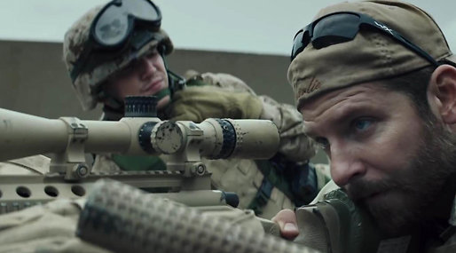 Clint Eastwood,  Method Acting, Bradley Cooper,  American Sniper,  Oscarsnominerad