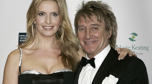 Alastair, Barn, Hollywood, Rod Stewart