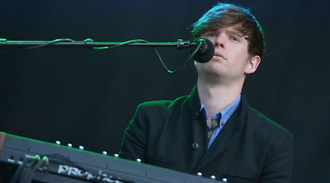 James Blake, festival, Way Out West, Festival24