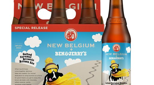 New Belgium Brewing, USA, Protect Our Winters, Glass, ben & jerrys, Ol