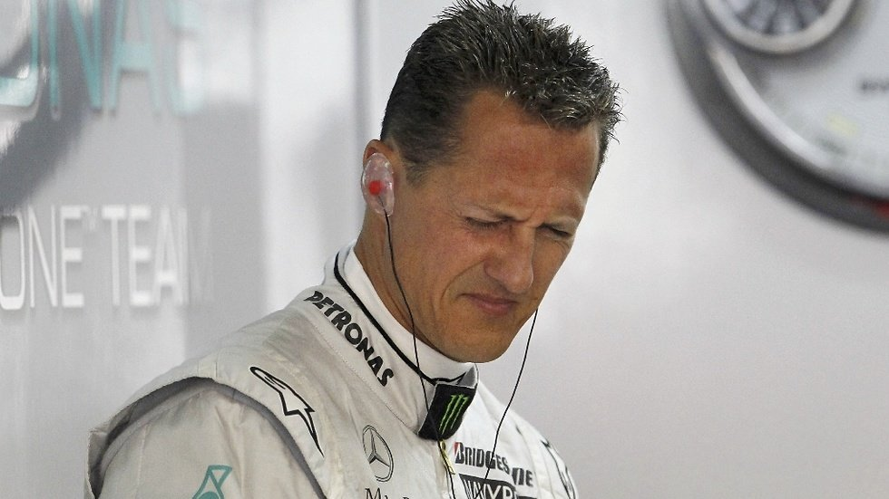 Schumacher under allt mer press.