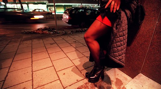 Loverboysyndromet, Sexköp, Sverige, Prostitution,  Loverboys