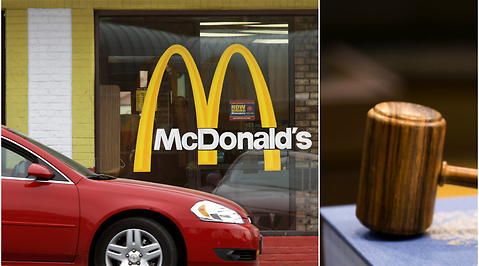 McDonalds, Diskriminering, Arkansas, HIV