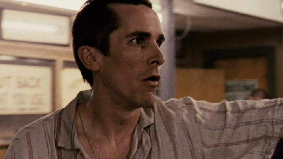 Christian Bale i The Fighter.