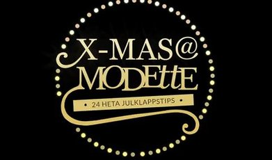 Julkalender, X-mas @Modette, Molly Rustas, Jul, Julklappstips, Ida Warg, Nicole Falciani, Julklapp, Shopping and fashion