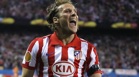 Atlético Madrid, Fulham, Liverpool, Diego Forlan, Europa League