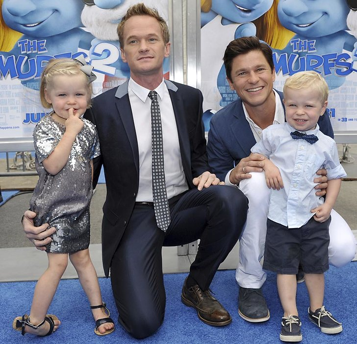 Neil Patrick Harris och David Burtka