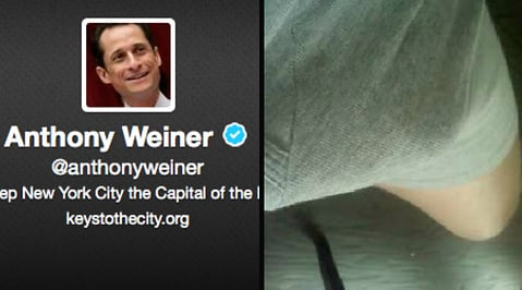 Penis, New York, Anthony Weiner, Twitter, comeback