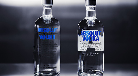 Alkohol, Design, Absolut Vodka