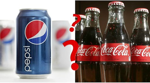 Recept, Coca-Cola, Pepsi, Ingrediens