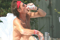 Alkohol, Rolling Stones, Keith Richards
