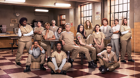 Premiär, säsong 4, Orange is the new black, netflix