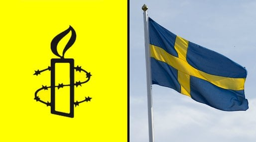 Amnesty, Årsrapport, Amnesty International, Islamofobi, Antisemitism