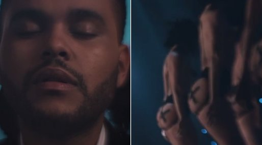 The Weeknd, fifty shades of grey, musikvideo, Musik