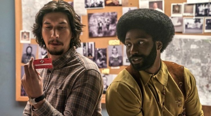 The Blackkklansman