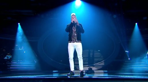 Axel Schylström, Idol,  story of my life, Final
