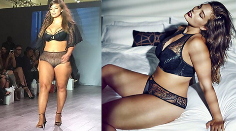 Ashley Graham, New York, Plus Size, Fashion
