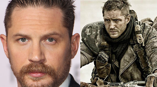 Tom Hardy, Tjuv