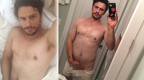 instagram, James Franco