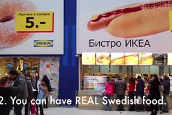 Buzzfeed, Turister, Sverige, Video