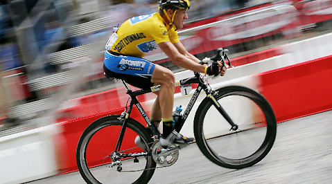 Cykel, Tour de France, Anklagad, Dopning, Lance Armstrong