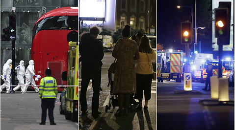 Terrordåd, Terrorattacken på London Bridge