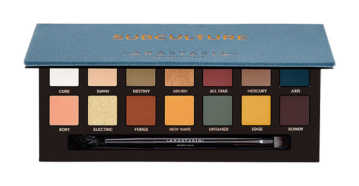 Anastasia Beverly Hills Subculture