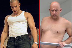 Dad Bod,  fast and the furious, Vin Diesel