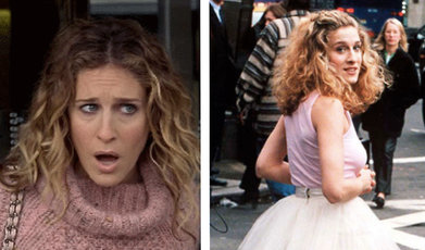 Outfit, Carrie Bradshaw, Sex and the city