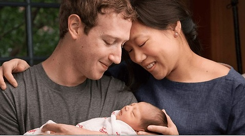 Facebook, Mark Zuckerberg, Pappa