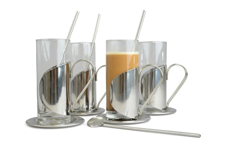 Irish coffee set