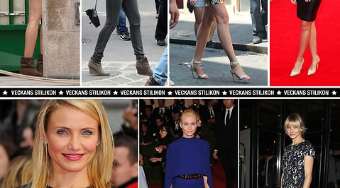Mode, Cameron Diaz, Therese Hollgren, Stilikon, Veckans stilikon, inspiration