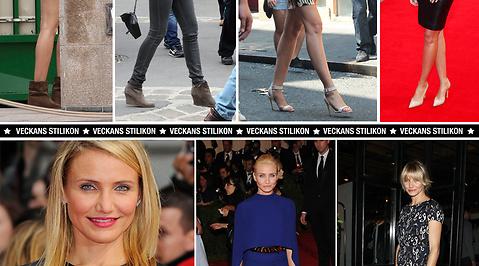 Cameron Diaz, Stilikon, Therese Hollgren, inspiration, Veckans stilikon, Mode