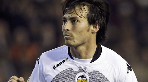 Valencia, David Silva, Manchester City, Premier League