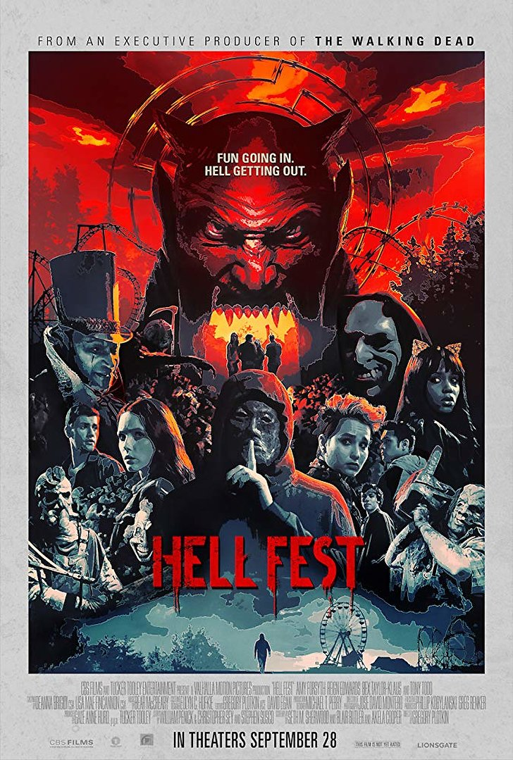 Hell Fest har biopremiär 28 september