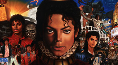 The King of Pop, Michael Jackson