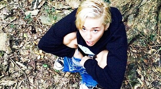 instagram, Miley Cyrus