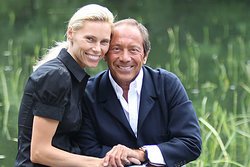 Hollywoodfruar, Paul Anka, Anna Anka