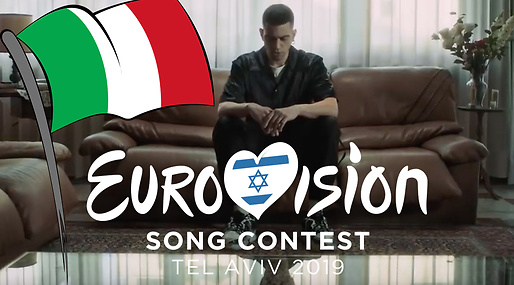 Italien, Eurovision Song Contest 2019
