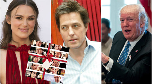 Love Actually, n24video, Donald Trump, Skavlan