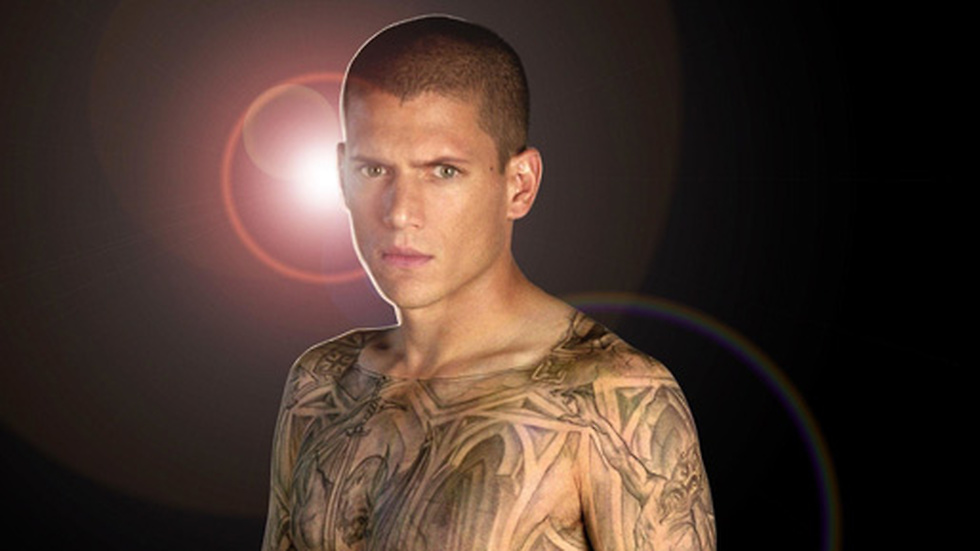 Wentworth Miller slog igenom i TV-serien Prison Break.