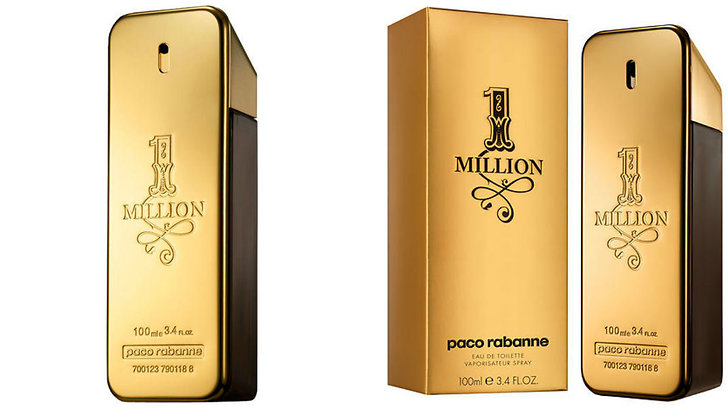 1 million från Paco Rabanne