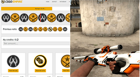 Skins, Counter-Strike: Global Offensive, Counter-Strike